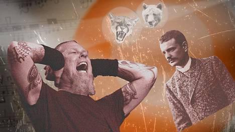 Metallica ja Sibelius toimivat todistetusti petoeläinten karkotuksessa.