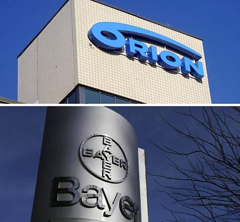 Suomalaisella Orionilla ja saksalaisella Bayerilla on tarkka työnjako syöpälääkkeen tuomisesta maailmanlaajuisille markkinoille.