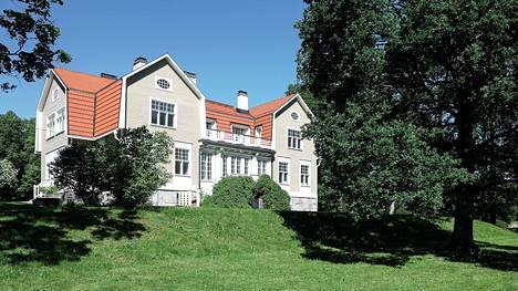 Håkansbölen kartano sijaitsee Hakunilassa.