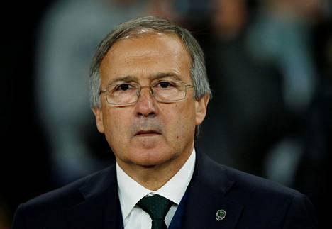 Georgi Dermendzhiev ottaa Bulgarian jalkapallomaajoukkueen komentoonsa.