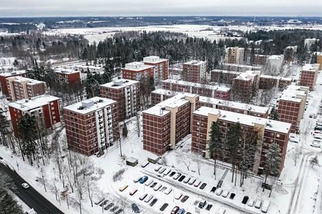Vuokra-asuntojen kysyntä kasvoi viime vuonna 2020.