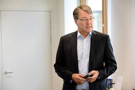 Solidiumin toimitusjohtaja Antti Mäkinen.