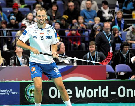 Tampereen Classicia edustava Mika Savolainen on voittanut urallaan kaksi MM-kultaa.