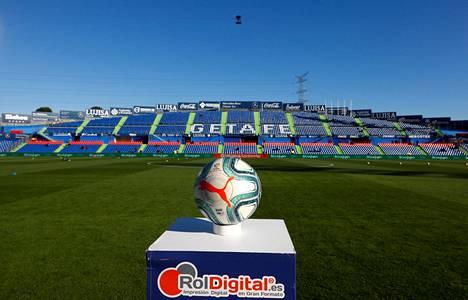 La Ligan odotetaan jatkuvan kesäkuussa.