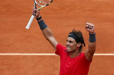 Rafael Nadalin peli Ranskassa on ollut vakuuttavaa.