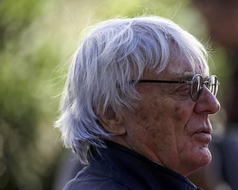 Bernie Ecclestonen mielestä Lewis Hamilton on julkisuuden kannalta maailman paras mestari.