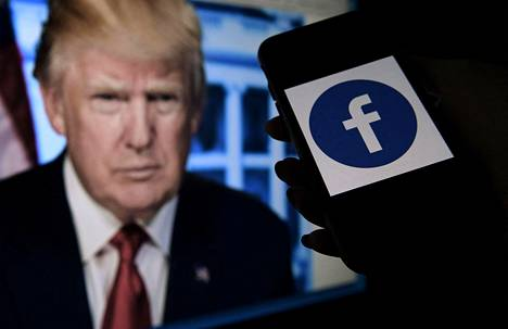 Yhdysvaltain entinen presidentti Donald Trump ei ole voinut käyttää Facebookin palveluja viime tammikuisten levottomuuksien seurauksena.