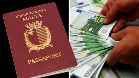 """EU haluaa rajoittaa niin sanottujen """"kultaisten viisumien"""" jakamista."""