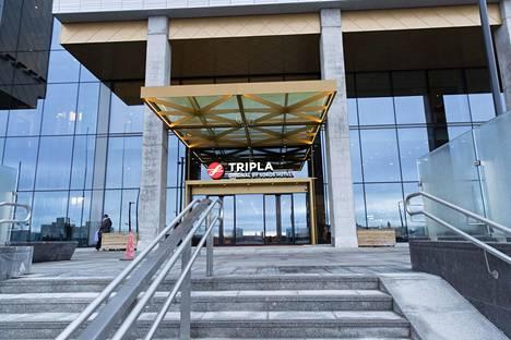 Sokos Hotel Tripla avautui tammikuussa 2020 mutta sulkeutui pian koronaviruspandemian takia.