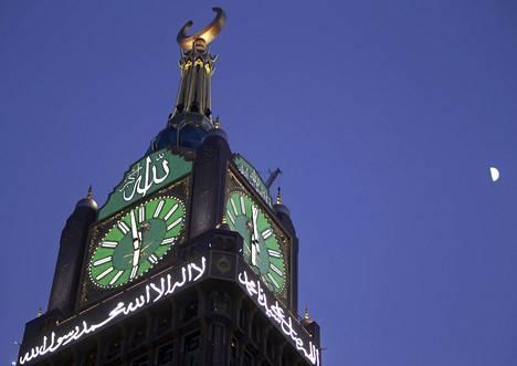 Mekka on islamin pyhin paikka.