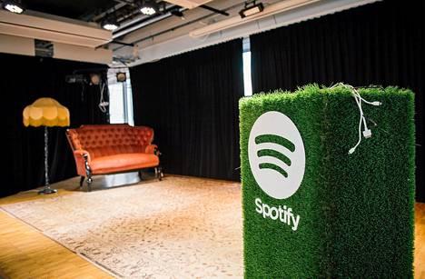 Musiikin suoratoistopalvelu Spotify kertoo sijoittaneen runsaasti varoja tuotekehitykseen.