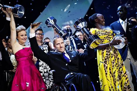 Urheilugaala on vakiinnuttanut paikkansa tammikuun suurena palkitsemistilaisuutena. Leo-Pekka Tähti valittiin viimeksi Vuoden Urheilijaksi.