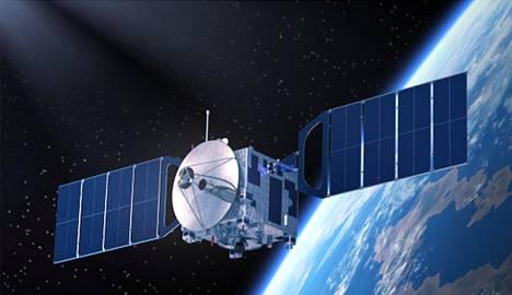 Toinen lomittuneista valohiukkasista oli Kiinan Micius-satelliitissa.