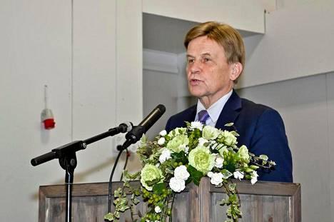 Mauri Pekkarinen uskoo vakaasti, että sote- ja maakuntauudistukset toteutuvat.