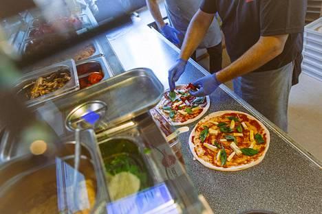 Munkkiniemen Pizzeria