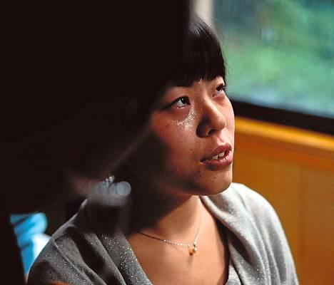 Blind Massagen amatöörinäyttelijä Zhang Lei on ammatiltaan hieroja. – Elokuvalle ei ole toistaiseksi vahvistettu Suomen-ensi-iltapäivää.