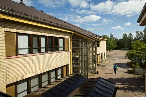 Havukosken koulu syksyllä 2014.
