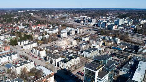 Järvenpäässä myytiin viime vuonna Kiinteistönvälitysalan Keskusliton tilastojen mukaan 951 asuntoa.