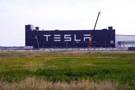 Teslan tehdas Shanghaissa on yrityksen ensimmäinen Yhdysvaltojen ulkopuolella sijaitseva tehdas.