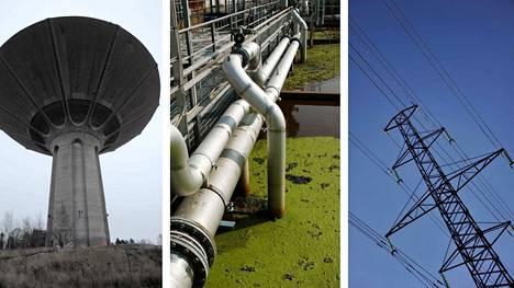 Luonnollisella monopolilla tarkoitetaan vesihuollon kaltaista toimintaa, jossa tietylle alueelle saadaan alhaisimmat tuotantokustannukset siten, että yksi taho tuottaa palvelun.