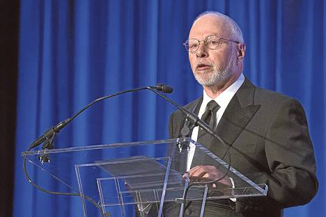 Maailman suurimman korppikotkarahaston Elliott Managementin perustaja Paul Singer.