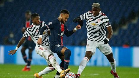 Manchester United ja PSG pelasivat tiistaina Mestarien liigan ottelun. Muutaman vuoden päästä joukkueet saattavat siirtyä toiseen turnaukseen.