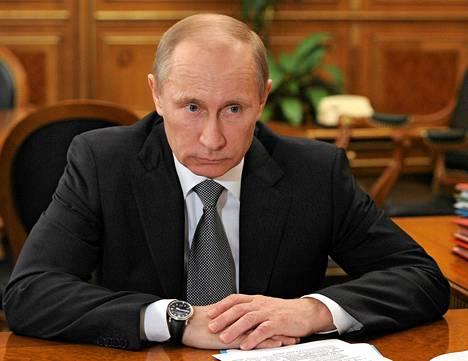 Putin pyrkii takaisin presidentiksi ensi kevään vaaleissa.