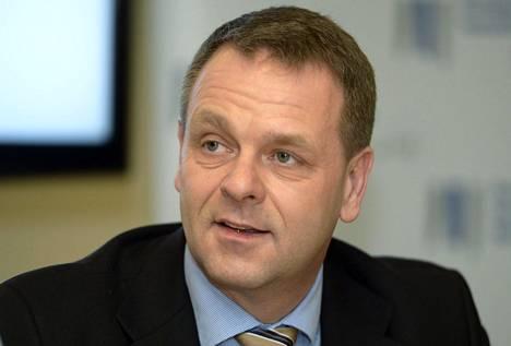 Euroopan investointipankin varapääjohtaja Jan Vapaavuori.