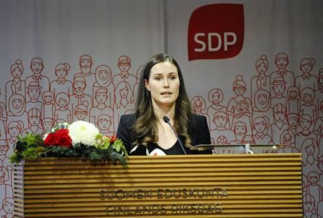 Tutkija uskoo, että Sanna Marinin edustama sukupolvi tulee vielä politisoitumaan aiempaa vahvemmin.