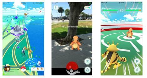 Pokémonit ilmestyvät Pokémon Gossa maastoon. Pelaajien on siis kuljettava ympäri lähiympäristöään etsimässä otuksia – ja luultavasti matkattava kauemmas, jos haluavat saada kokoelmaansa kaikki pokemonit.