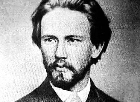Pjotr Tšaikovski.