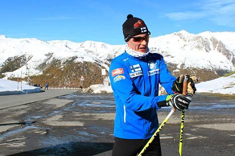 Matti Heikkinen osallistuu hiihtomaajoukkueen korkean paikan leirille Italian Livignossa.