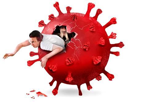Pandemian aiheuttama sulkutila on ollut melkoinen parisuhteen koelaboratorio, sanoo asiantuntija.