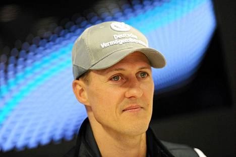 Michael Schumacher makasi koomassa noin viisi kuukautta.