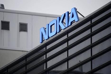 Nokian pääkonttori Karamalmilla Espoossa.
