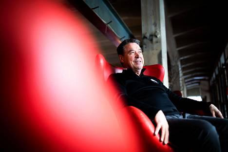 Nokialla kasvanut Markku Aro muutti pääkaupunkiseudulta takaisin kotikaupunkiinsa viisitoista vuotta sitten.