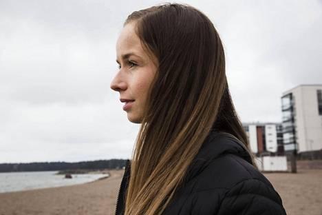 Anna-Julia Kontion lupaava kilpailu-ura tyssäsi yllättäen viime vuonna parisuhteen päättymisen myötä.