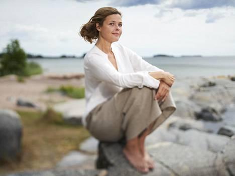 Viisi vuotta sitten Mi Grönlund muutti perheineen Hankoon.