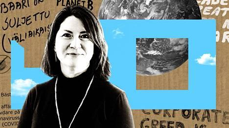 Kestävän kehityksen tutkijan Sarah Cornellin mukaan kriisit, kuten ilmastonmuutos ja koronaviruspandemia, paljastavat yhteiskunnan kestämättömiä käytäntöjä.