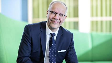 Hannu Krook aloittaa SOK:n pääjohtajana ensi vuoden alussa.