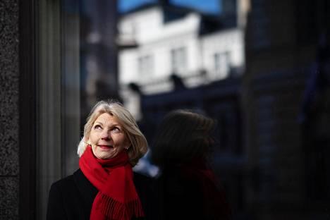 """""""Joka päivä on kiva tulla töihin. Teen työtä, jonka takana voin seisoa sataprosenttisesti"""", Ulla Koski sanoo."""