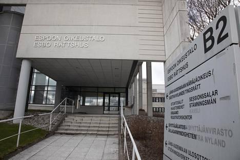 Länsi-Uudenmaan käräjäoikeus antoi tuomion tapauksesta viime perjantaina.