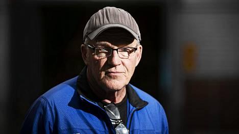 Valmentaja Matti Liimatainen pettyi, kun urheilija ei luottanut häneen.