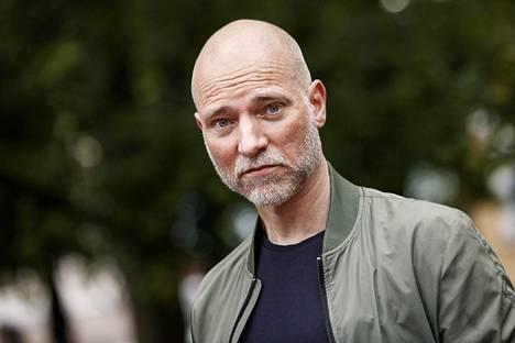 Elokuvaohjaaja Aku Louhimies heinäkuussa 2019.