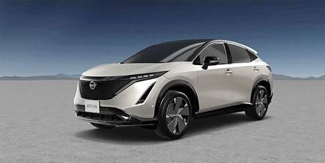 Nissan Ariya.