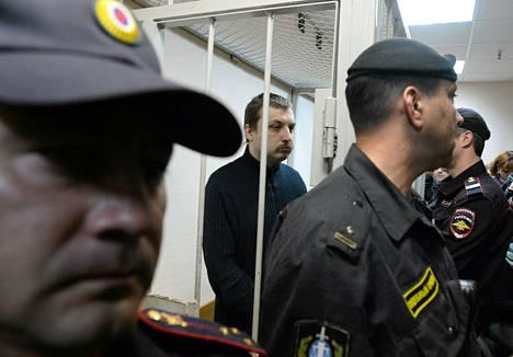 Tuomioistuin määräsi Mikhail Kosenkon psykiatriseen pakkohoitoon Moskovassa tiistaina.