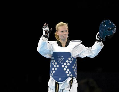 Suvi Mikkonen otti uransa ensimmäisen aikuisten arvomitalin.