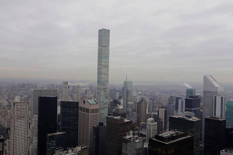 Valmistuessaan 432 Park Avenue hävisi New Yorkissa korkeudessa ainoastaan One World Trade Centerin piikille. Sittemmin kaupunkiin on valmistunut useita vielä korkeampia rakennuksia.