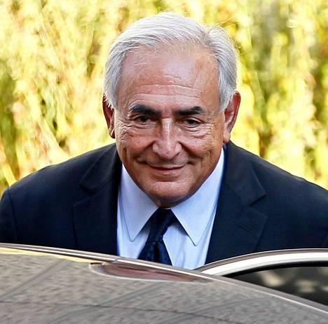 Ranskalainen Dominique Strauss-Kahn johti ennen Kansainvälistä valuuttarahastoa.