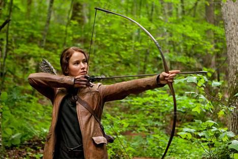 Jennifer Lawrence on saanut enimmäkseen kiitosta roolistaan Nälkäpeli-elokuvien neuvokkaana, joskin sosiaalisesti kömpelönä Katniss Everdeeninä.